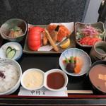 中納言 - ミックスフライ定食