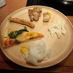 roan - ピザや、から揚げ、漬物など