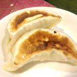 蘭蘭酒家 - 焼き餃子