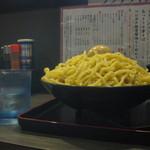 "Shodaimemmatsu - 1kgは茹で""後""だと思ってました…"