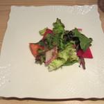 23766325 - 真鯛のお刺身サラダ