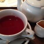 イグ・カフェ - 2014年1月単品の紅茶には、ハチミツが付いて来ました
