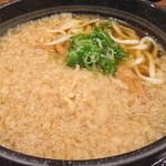 辨慶うどん - 料理写真:ハイカラうどん【575円】+甘きつね【150円】