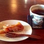 リッツン - タルトタタン&三年番茶