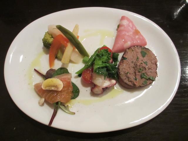 イタリア料理ゴローゾテツの料理の写真
