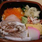 23768893 - 海鮮丼(上の重)