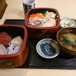 23768894 - 海鮮丼 1260円