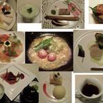 高原のホテル ラパン  - 夕食