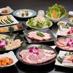 ふじみ - 料理写真:ご宴会料理(5500円税込)