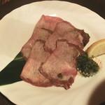 竹取物語 - 牛タン鉄板焼き