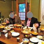 東寿司 - 再訪:奥の個室