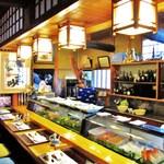 東寿司 - 再訪:カウンター