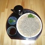 阿蘇の風 - 蕎麦通にはやはり「もりそば」