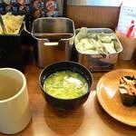 亀正くるくる寿司 - ガリやお茶は無料!