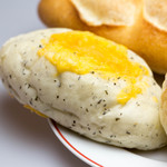 ブルック - バジルチーズ 150円
