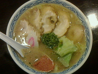 麺工房 華みずき - 辛味噌チャーシュー900円(26年1月)
