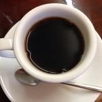 カフェぷらむ - ブレンド