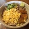 更科 - 料理写真:冷したぬき 小500円