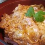 さ和鳥 - おそばと親子丼のセット950円