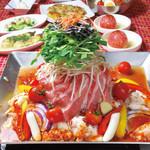 けなりぃ - ギネス1位のスコヴィル鍋
