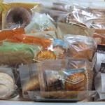 23779544 - 焼き菓子色々
