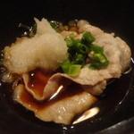 syabusyabu DINING 神や - 大根おろしポン酢であっさり