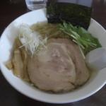 らーめん房やぶれかぶれ - 生姜やぶ(汁あり)(14-01)