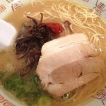 ヒノマル食堂 - 500円! 替え玉無料(≧∇≦)