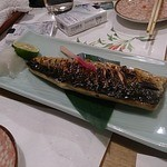 赤れんが - 鯖の塩焼き