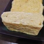 おむすび・たけざき・玉子焼 - 卵焼き(≧∇≦) 須崎の有名店の卵焼きを、ようやく食べられました(≧∇≦)