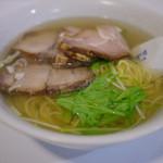 牡丹園 - チャーシュー麺(トワイライトメニュー)~☆