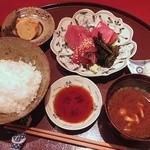礼讃 - 昼膳:お食事セット