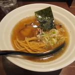 ぷかぷか - 塩ラーメン 750円