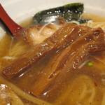 ぷかぷか - 大木系のザクザクっと、しっかりした味付けメンマ。