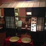 きさらぎ - 料理写真:江戸時代の蕎麦屋台を再現