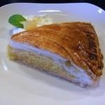 喫茶コマドリ - ガレット・デ・ロワ
