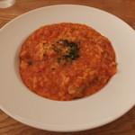 きっちんカラーカ - 鶏と香味野菜のトマトリゾット