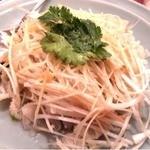23787690 - 2013.12.  センマイの葱生姜のあえ物