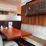 神戸元町別館 牡丹園 - テーブル席