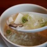 神戸元町別館 牡丹園 - スープ