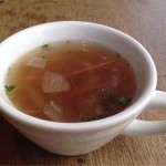 アパッチ - スープ