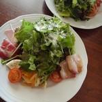 ジュリエッタ - 料理写真:前菜