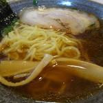 麺家 Dragon kitchen - 日替わりランチの半らーめん