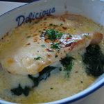 BEN - 白身魚のグラタン