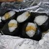 天むす千寿 - 料理写真:朝イチはほんのり暖かく…