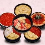 きくよ食堂 - 料理写真:海鮮丼各種