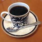 コーヒーロースト - コーヒー(苦め・マンデリン)