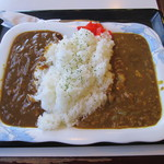 ドミトリー喫茶 - 料理写真:カレーライス(大) 430円