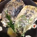 川うめ - 焼き牡蠣