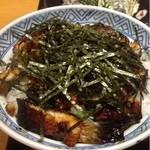 川うめ - 鰻丼